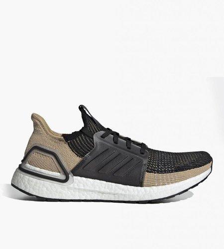 Adidas Adidas Ultraboost 19 Core Black Raw Sand Grey Six