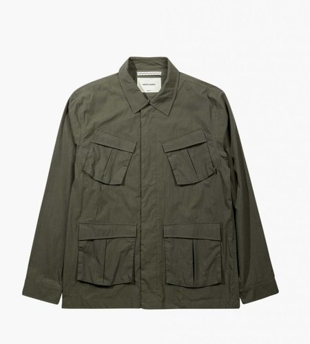 Native North Native North Thorvald Paper Jacket Green