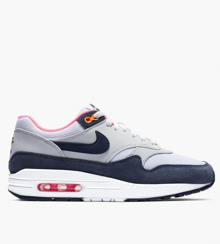 Nike Nike Wmns Air Max 1 White Midnight Navy Pure Platinum
