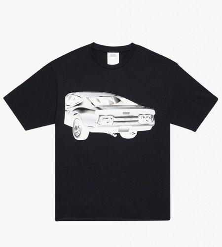 Calvin Klein Calvin Klein Est. 1978 SS Tee Car Black White Car