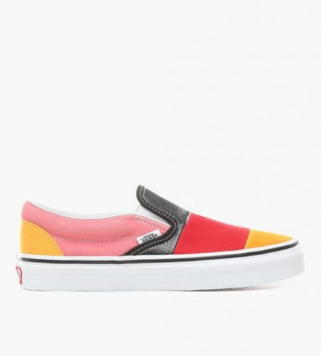 Vans Vans Slip-On (Patchwork) Multi True White