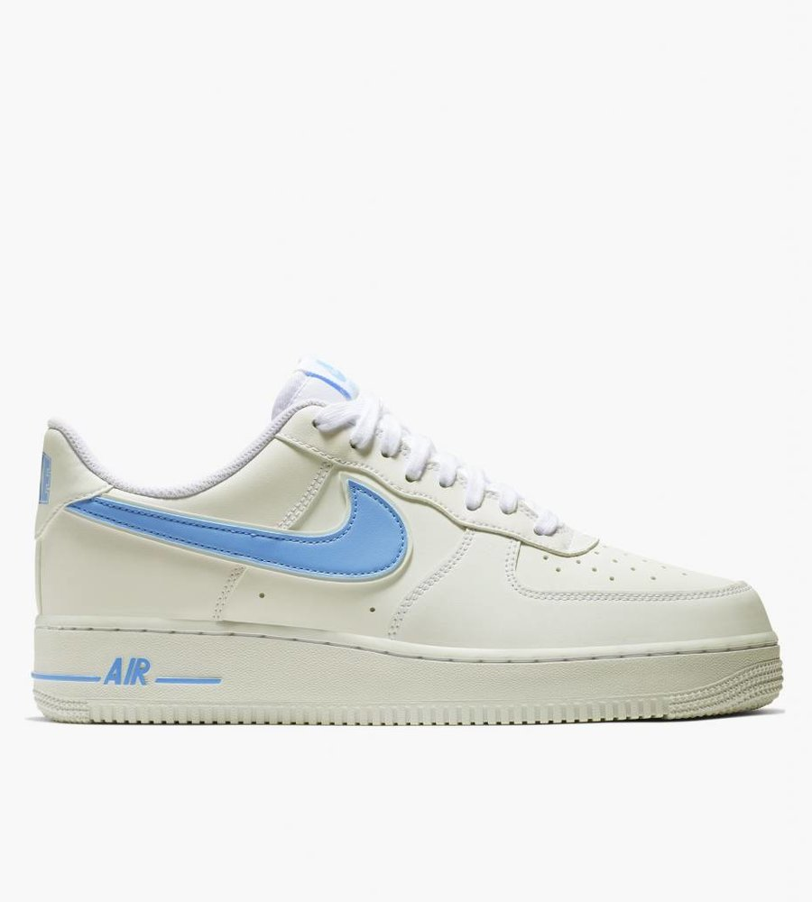 best sneakers 50afc 01975 Nike Nike air force 1  07 retro white university blue