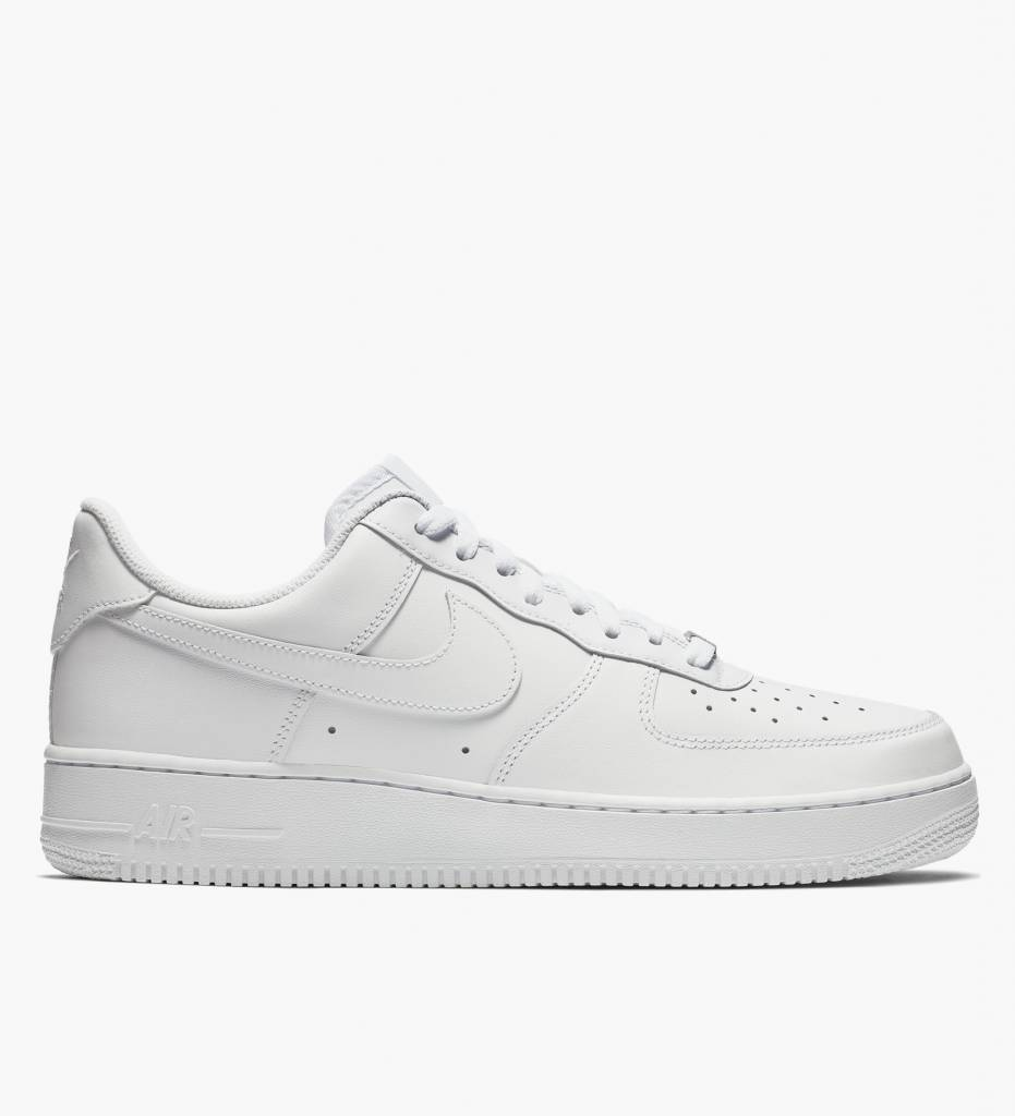 the best attitude 44382 f0672 Nike Nike air force 1  07 retro white white