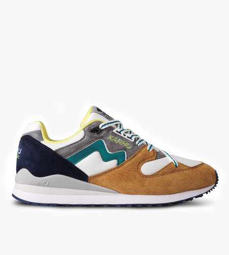 Karhu Karhu Synchron Buckthorn Brown Ocean Depths