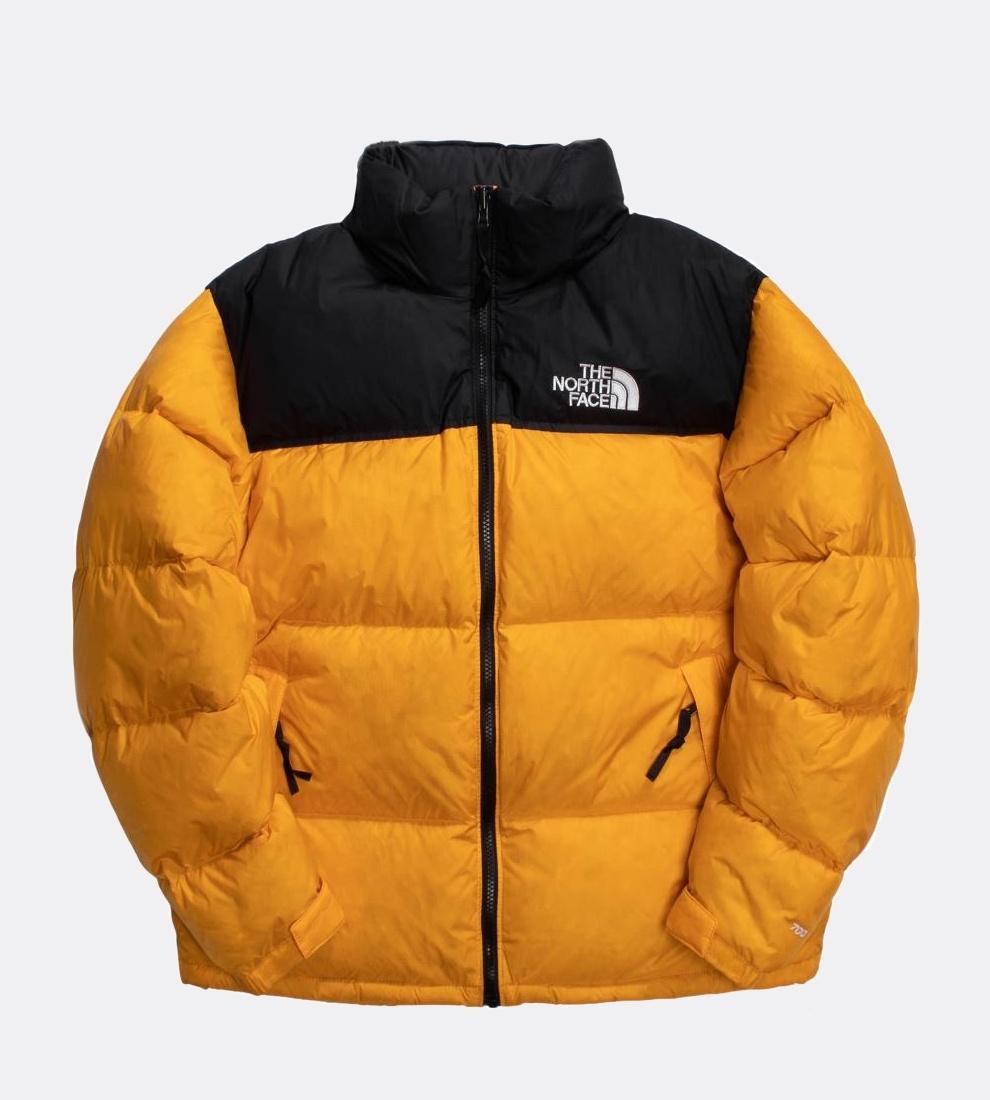 The North Face M 1996 Retro Nuptse Jacket Zinnia Orange - Baskèts Stores  Amsterdam 285fdaf20