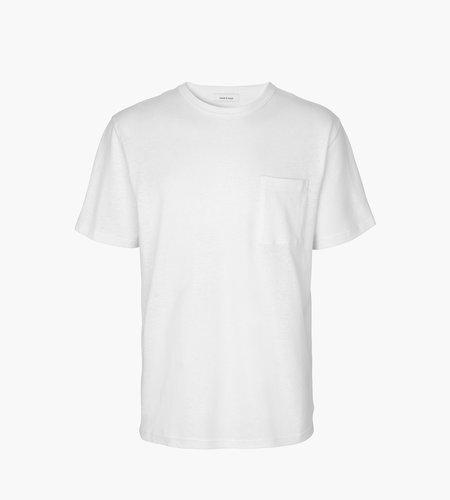 Samsoe & Samsoe Samsoe Samsoe Bredebro T-Shirt White