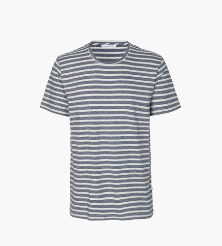 Samsoe & Samsoe Samsoe Samsoe Brody T-Shirt st Dark Sapphire S