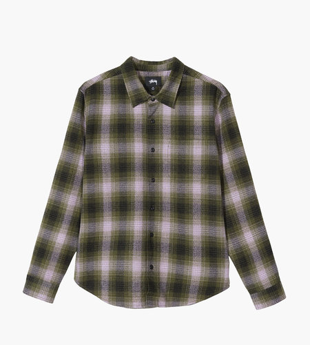 Stussy Stussy Alton Plaid LS Shirt