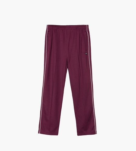 Stussy Stussy Poly Track Pant Berry