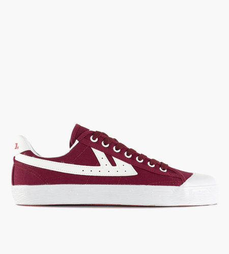 Warrior Warrior Burgundy White