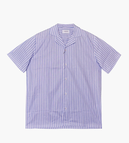 Legends Legends Clark Shirt Light Blue Striped