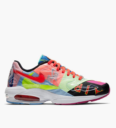 Nike Nike Air Max 2 Light QS ATMOS Black Bright Crimson