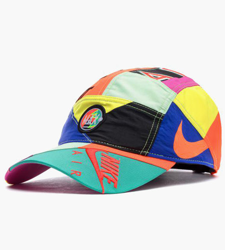 Nike Nike X ATMOS NRG AW84 Cap Racer blue Black Flash Crimson