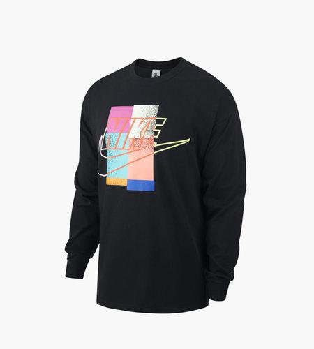 Nike Nike X ATMOS NRG LS Tee Black