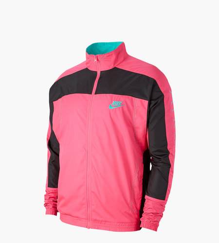 Nike Nike X ATMOS NRG Vintage Patchwork Track Jacket Hyper Pink Black Hyper Jade