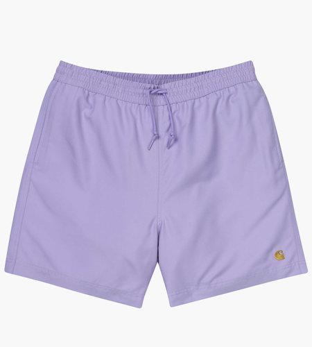 Carhartt Carhartt Chase Swim Trunks Lavender Gold