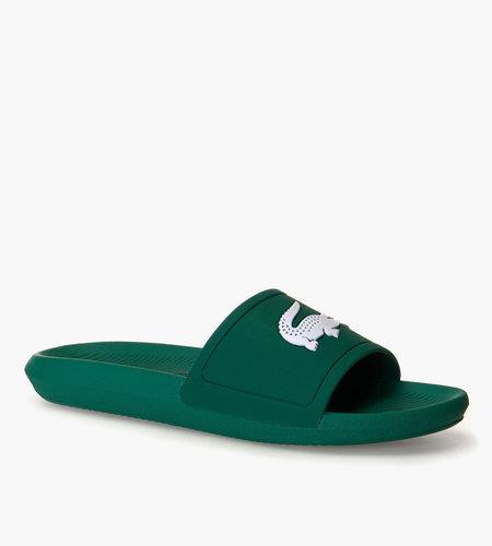 Lacoste Live Lacoste Croco Slide Green White