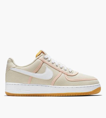 Nike Nike Air Force 1 '07 PRM Light Cream White Crimson Tint
