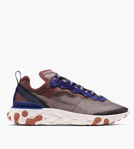 Nike Nike React Element 87 Dusty Peach Atmosphere Gray