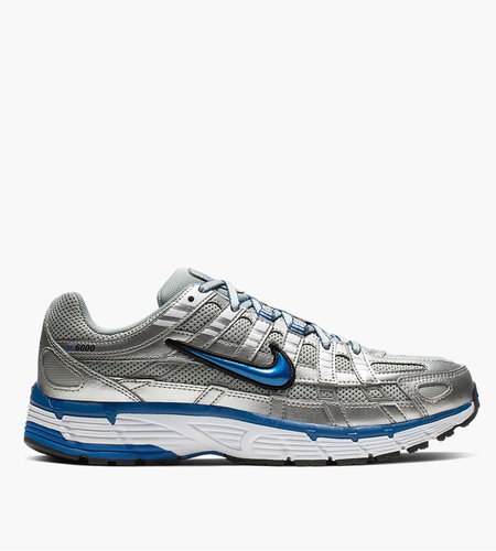 Nike Nike W P-6000 Metallic Silver Team Royal White Black