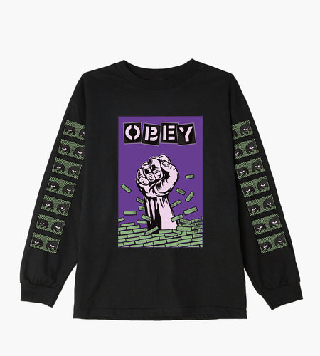 Obey Obey Bust Out Black
