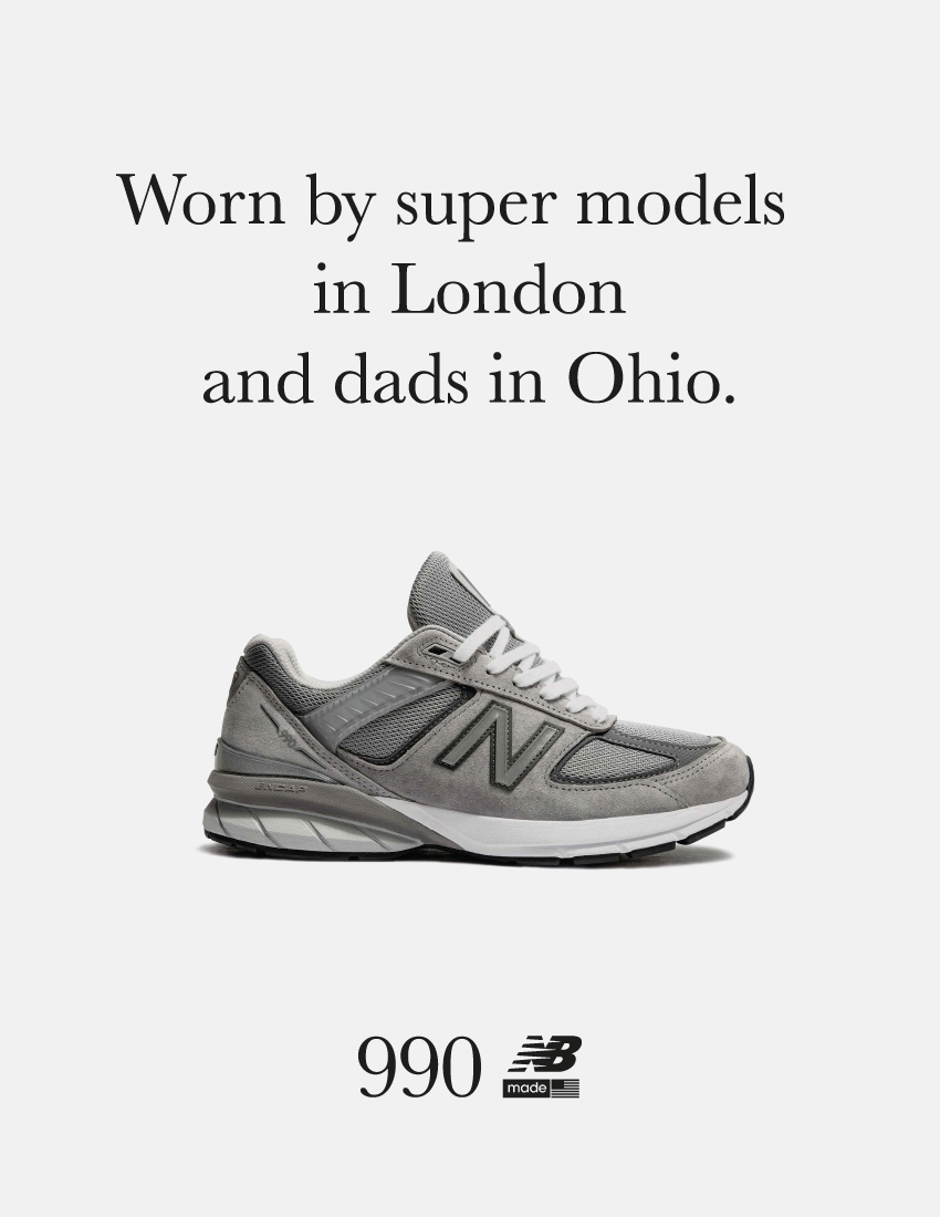 online store 73ec7 96c9e New Balance X Baskèts Pop-up Museum: Honouring the 990 ...