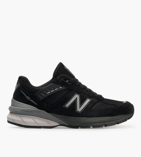 New Balance New Balance M990v5 Black Silver