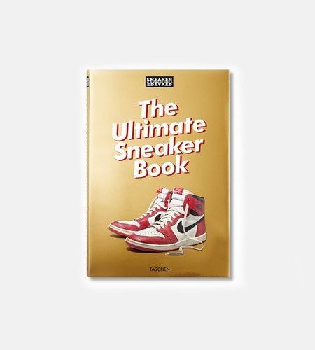 Librero Sneaker Freaker. The Ultimate Sneaker Book