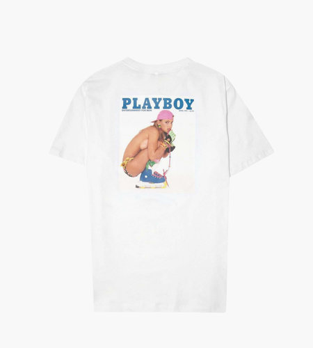 Soulland Soulland Meets Playboy April T-Shirt White