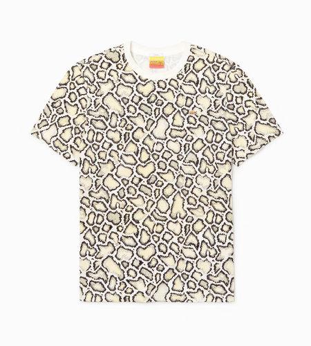 Lacoste Live Lacoste X Opening Ceremony Men's Tee-shirt Mascarpone Multico