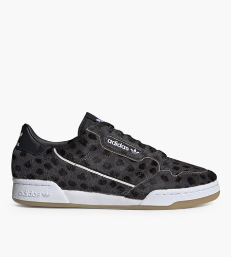 Adidas Adidas Continental 80 Core Black Crystal White Gum