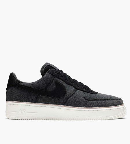 online store 09bc3 05b2c Nike 3x1 X Nike Air Force 1  07 Premium Black Selvedge Denim