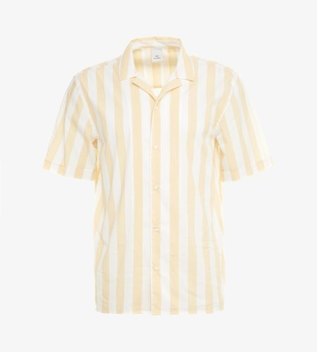 Won Hundred Won Hundred Kirby 8729 Sundress Yellow Stripes