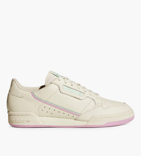 Adidas Adidas Continental 80 Off White True Pink Clear Mint