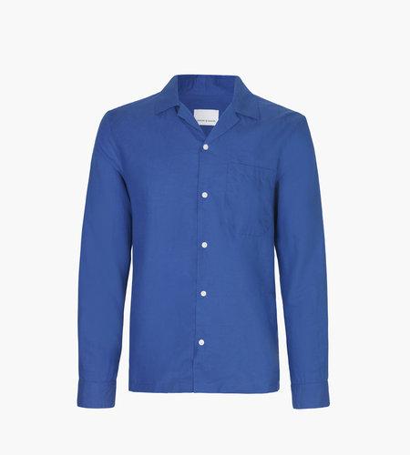 Samsoe & Samsoe Samsoe Samsoe Verner AC Shirt 6362 True Blue