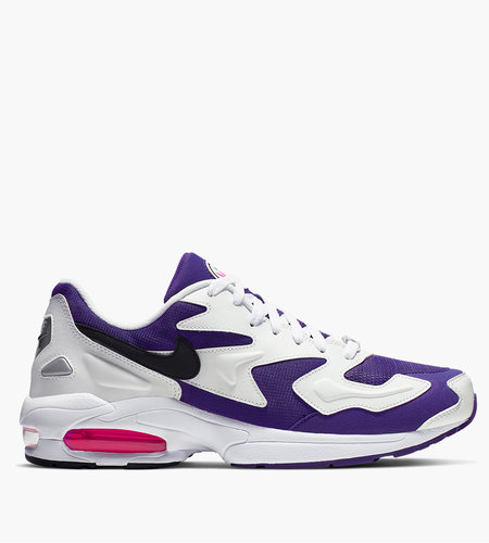 Nike Nike Air Max 2 Light White Black Court Purple