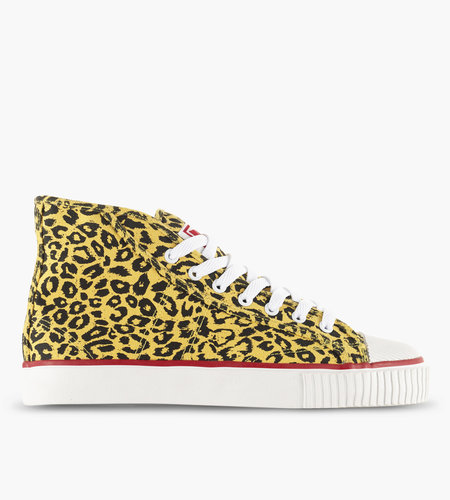 Obey Obey Warrior Leopard Energy Yellow