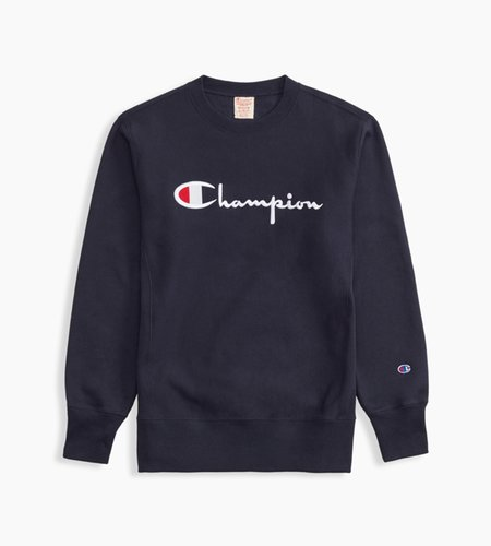 Champion Champion Crewneck Sweatshirt NNY Navy