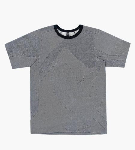 Byborre Byborre T-shirt E1 Black White