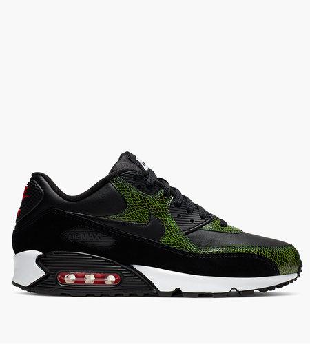 Nike Nike Air Max 90 QS Black Black Cyber Fir 'Python'