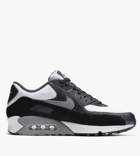 Nike Nike Air Max 90 QS White Particle Grey Anthracite 'Python'