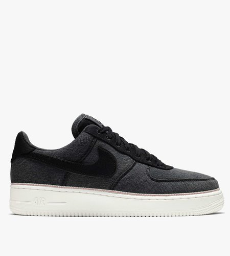 Nike 3x1 X Nike Air Force 1 '07 Premium Black Selvedge Denim