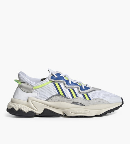 Adidas Adidas Ozweego FTW Ftwr White / Grey One / Solar Yellow