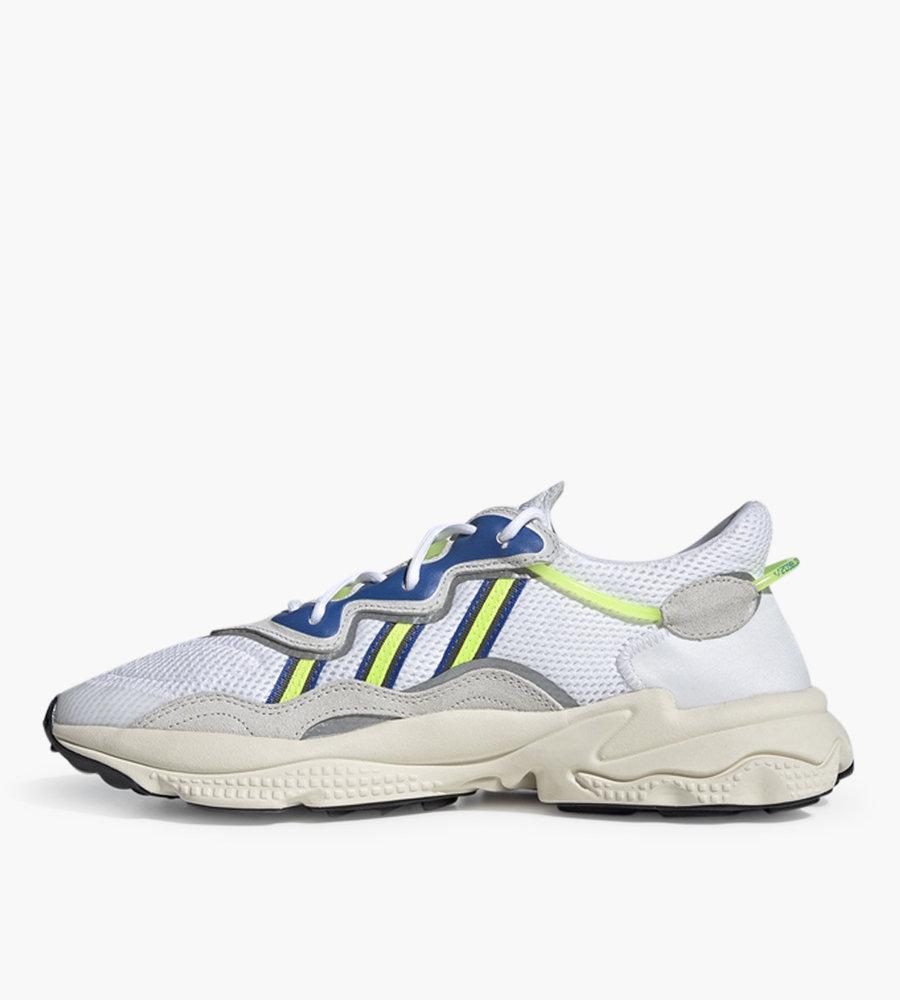 Adidas Adidas Ozweego FTW Ftwr White Grey One Solar Yellow
