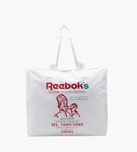 Reebok Reebok CL Graphic Food Tote White