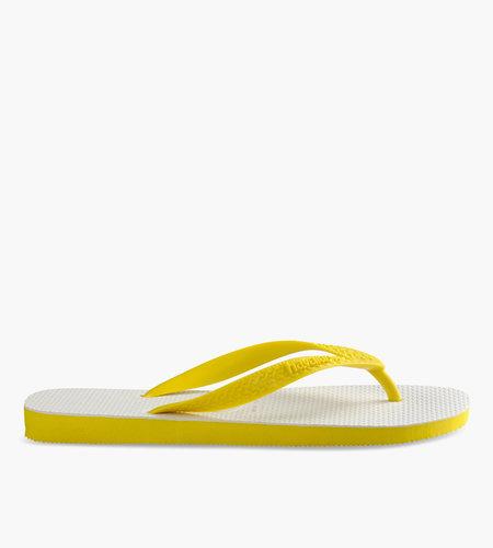 Havaianas Tradicional yellow