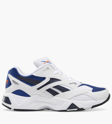 Reebok Reebok Aztrek 96 White Royal Fiery Orange