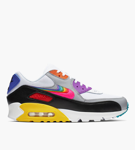 Nike Nike Air Max '90 'BETRUE' White Multi Color Black Wolf