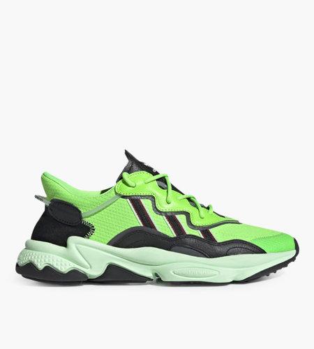 Adidas Adidas Ozweego Solar Green Core Black Glow Green