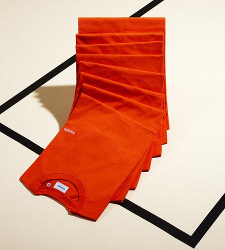 Baskèts Baskèts SS19 Premium Raglan Tee Fiery Orange